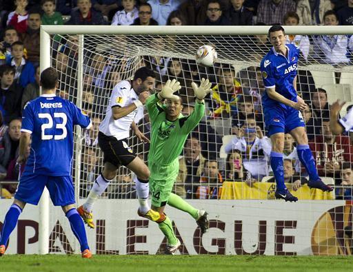 Europa League Quarts de finale