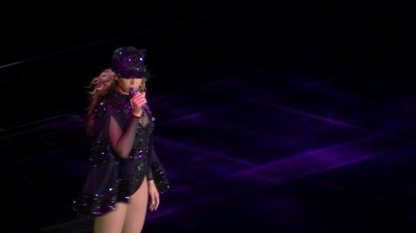Beyonce en tournée