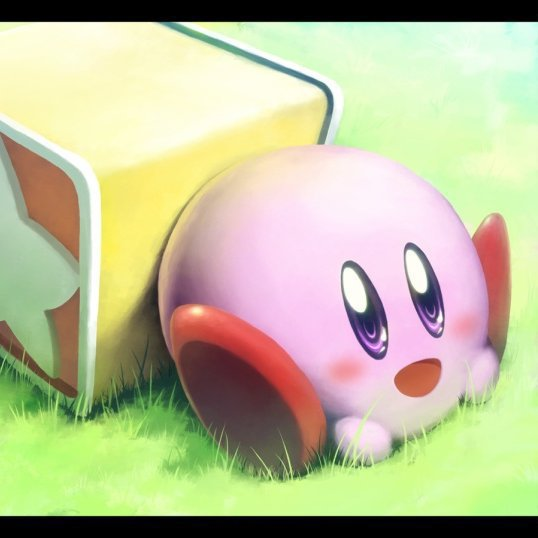 The Best Cartoon : Kirby !!
