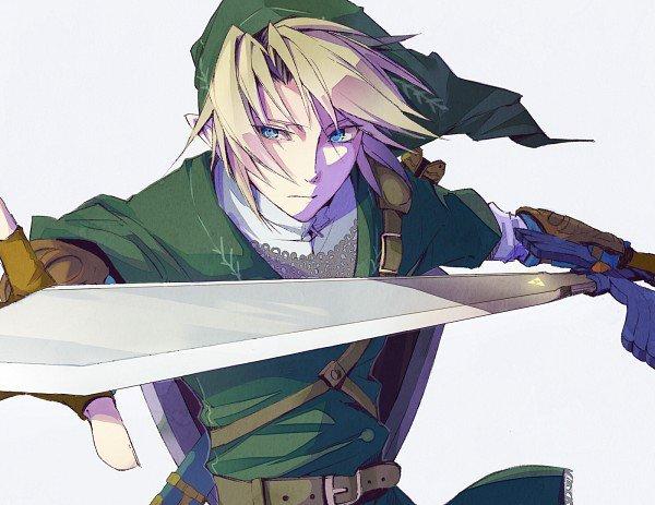 OC - Zelda x Link