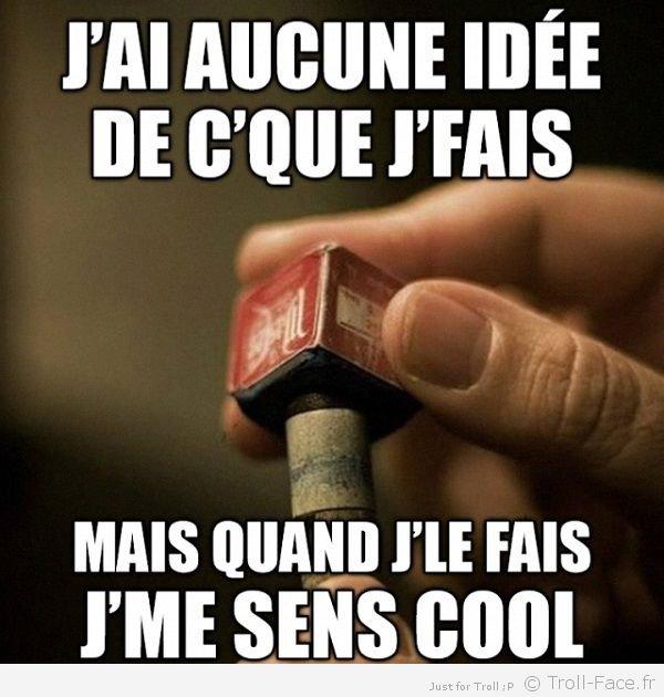 J'me sens cool u_u