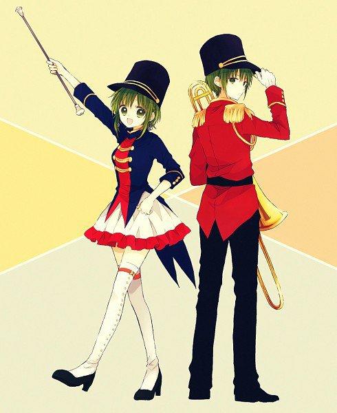 Les fics de Koru, Kanashi et Luna ^0^