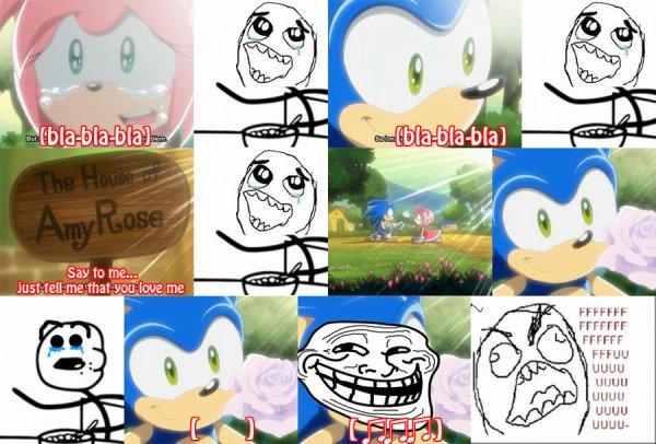 Sonic Troll xD