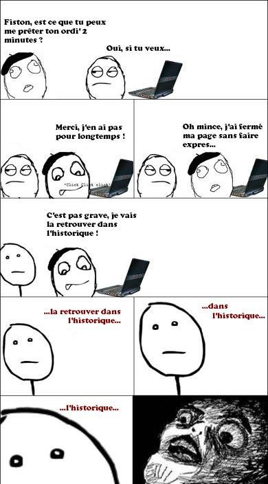 Parent sur l'ordinateur :D