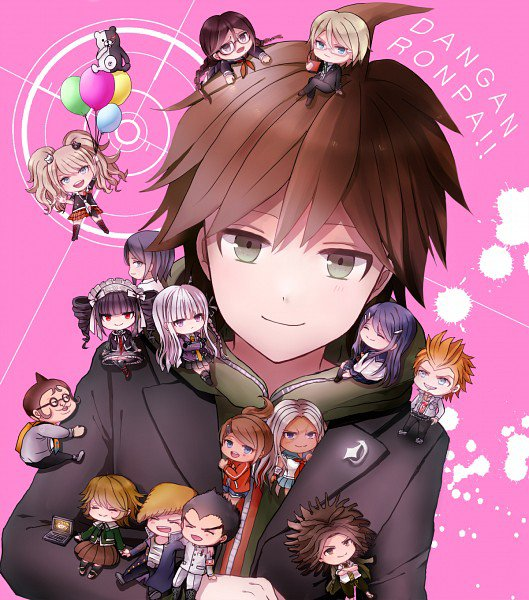 Danganronpa : After the Rain, the good weather - Prologue