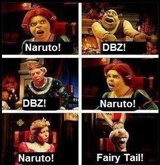 Naruto Ou DBZ ? xD