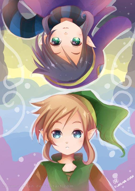 The Legend of Zelda : Alliance - Chapitre