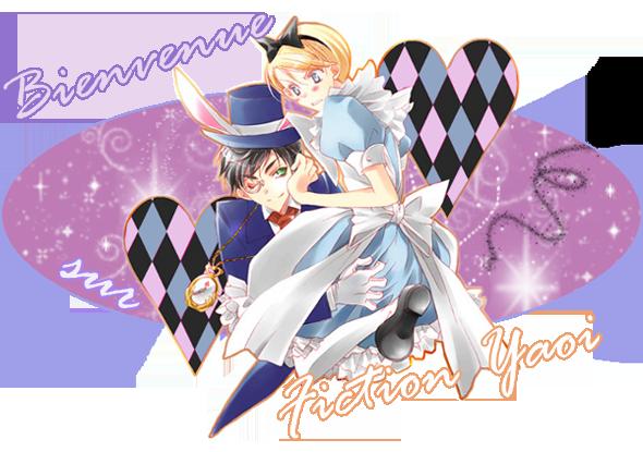 Bienvenue sur mon blog spécial yaoi