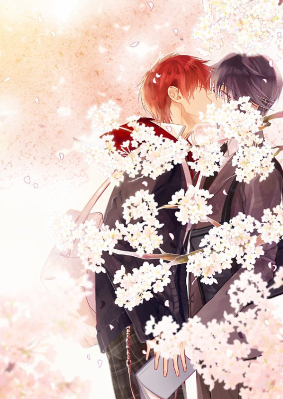 SaKura Kiss Yuie x MisaKi