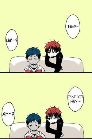 Est-ce que tu m'aime ? AoKaga