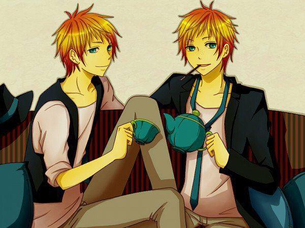 Twins Yaoi