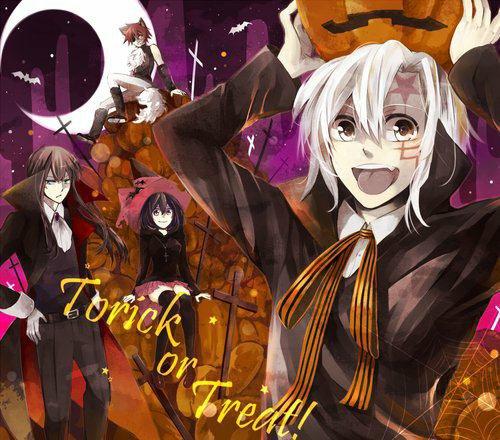 Happy Halloween mes Yaoiste !!