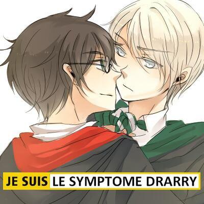 Je suis le symptôme DRARRY ❤