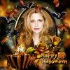 Buffy vous souhaites un joyeux Halloween.