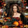 Piper Halliwell vous souhaite un Happy Halloween.