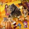 Un automne qui enchante et émèrveille les enfants.