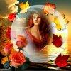 Reine d'automne.