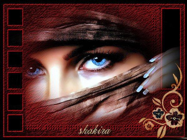 Belle création de Shakira.