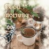 Le bon café du matin.