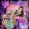 Joyeux anniversaire à mon amie Vero.  Que ce jour soit sous le signe de la joie et que tu sois gâté par tout tes proches.