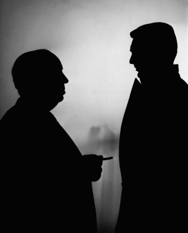Alfred Hitchcock: cinq films en images
