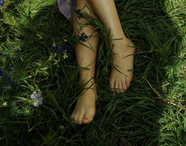 Parviendrez-vous à deviner à qui appartiennent ces pieds?