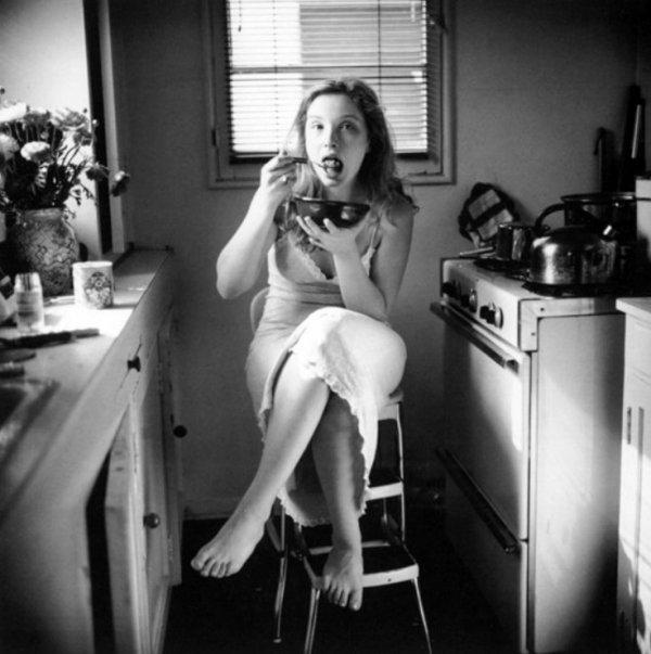 Véronique Vial photographie des femmes avant 10h du matin