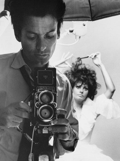 Les photographes sortent de l'ombre (autoportraits)
