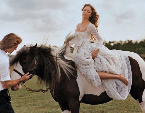 Certains héros ne seraient rien sans leurs chevaux.