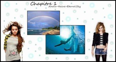 chapitre 1 : mes vacances