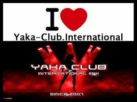 l'équipe du YAKA-Club YCK