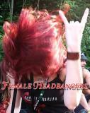 Pictures of female0headbangers