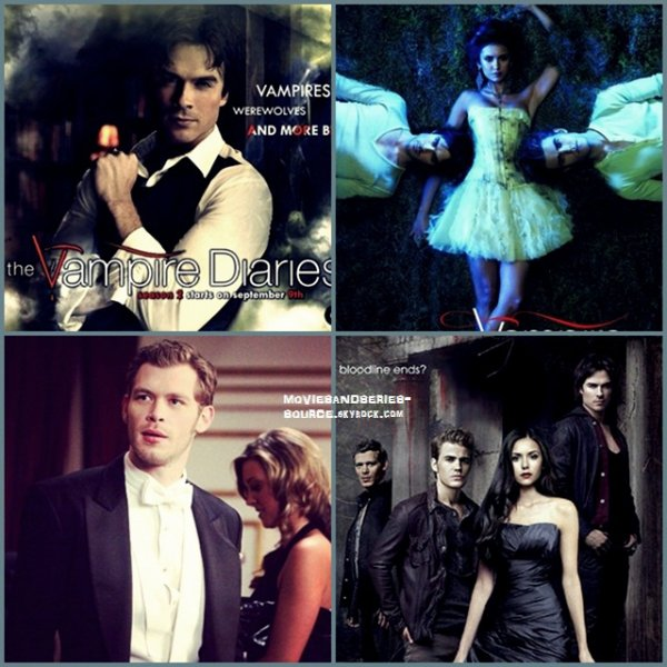 Pour ceux Qui suivent Vampire Diaries Saison 4 Revient le 11 Octobre !