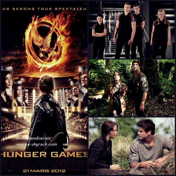 HUNGER GAMES !