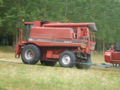 Moisson 2010 Blé