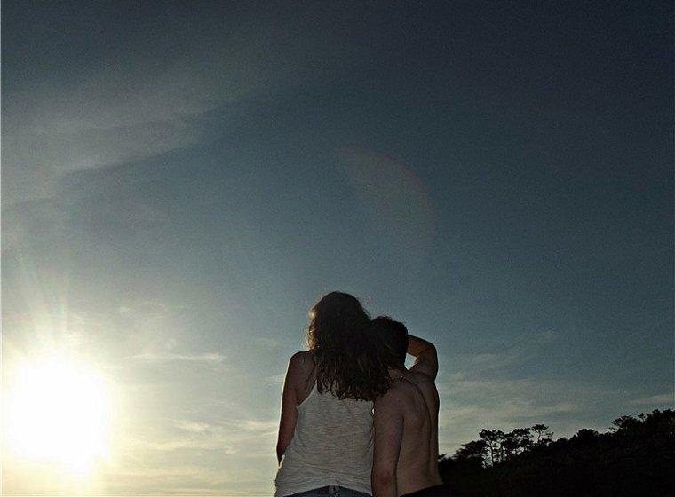 On ma dit un jour tu verra l'amour c'est beau mais l'amitié c'est meilleur.