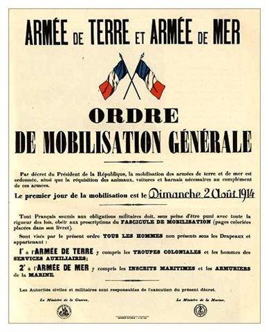 La France mobilise ses troupes