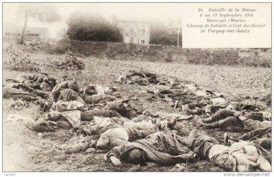 La Bataille de la Marne 2eme partie.