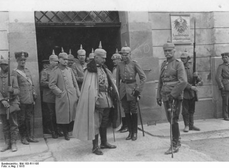 Guillaume II. Le Kaiser empereur d'Allemagne et roi de Prusse.