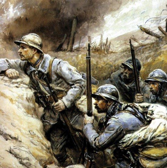 1914-1918 la 1ere guerre mondiale, l'effroyable hécatombe.