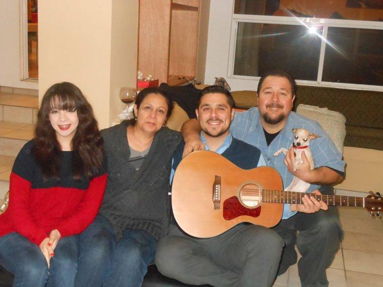 Mes familles d'accueil !