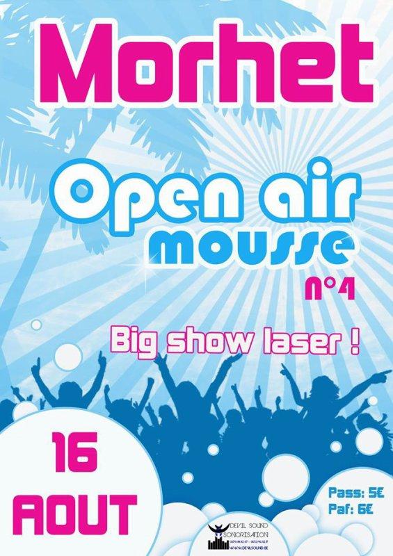 OPEN AIR MOUSSE IV
