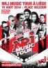 NRJ Music Tour à Liège !!