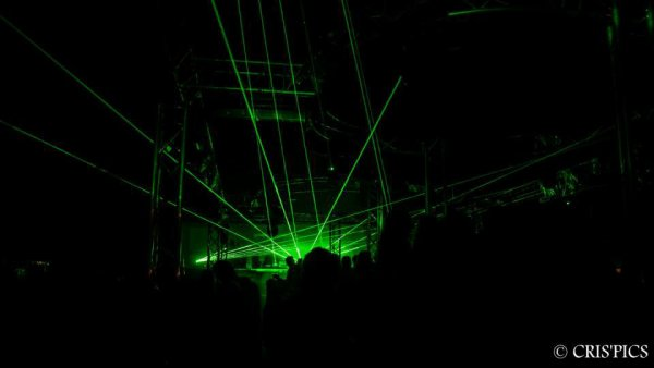 Mix Dj Ronuald & Show Laser by Neodym Laser Entertainment @ Open Air Mousse (Morhet - Belgique) 16/08/2014