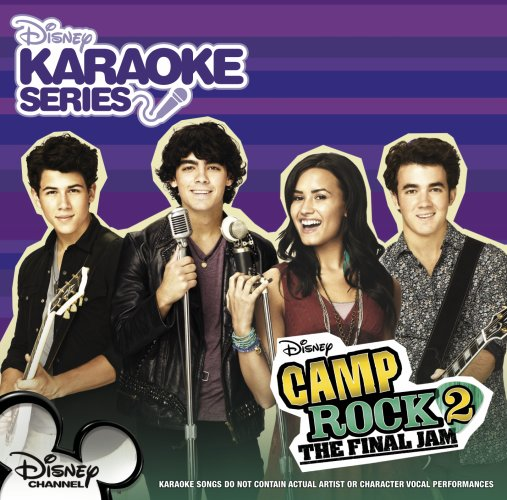 Camp Rock 2 en version karaoké