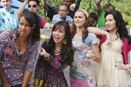 Diffusion de Camp Rock 2 demain à 18h sur Disney Channel !