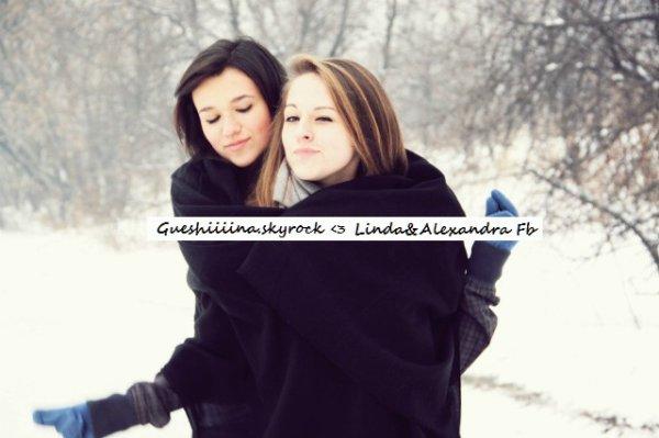 Moi & Linda <3