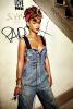 La nouvelle ligne de vêtements de Rihanna.
