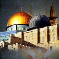 القدس مدينة عربية إسلامية فلسطينية