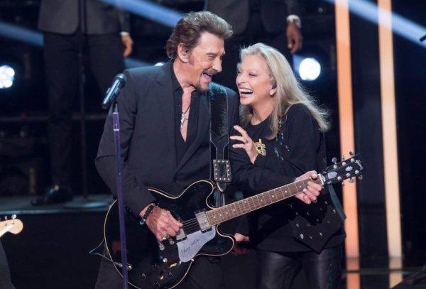 Johnny Hallyday, Le Grand Show : Louane, Shy'm et Adele réunies pour lui . RDV le 28 sur france 2